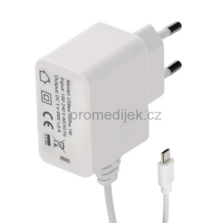 Adaptér mini USB 5 V